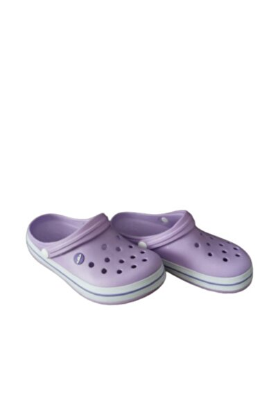 Akınal Bella Lila Crocs Terlik