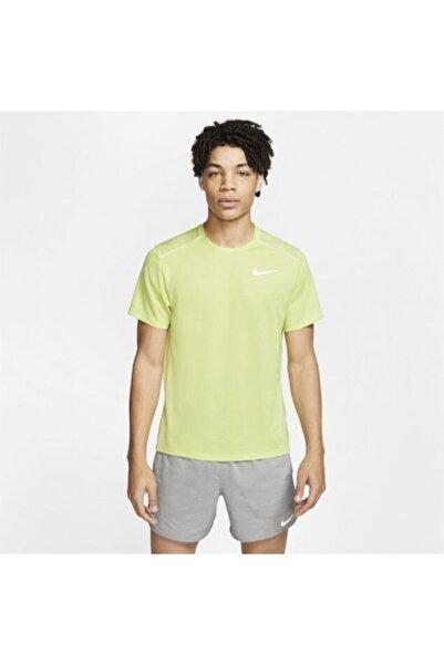 Nike Nıke M Nk Dry Mıler Top Ss Erkek Tişört Aj7565-367
