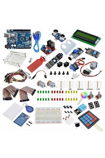 Arduino Başlangıç Seti  Online Eğitime Uygun 232 Parça