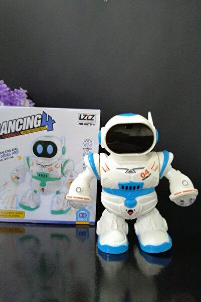 GALAXY OYUNCAK Galaxy Dancıng Robot Glx-6678-4