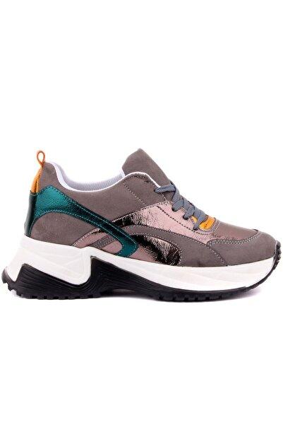 Pierre Cardin Kadın Füme Günlük Ayakkabı