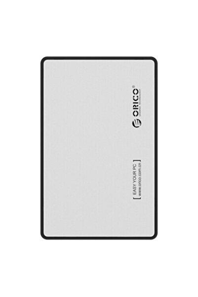 Orico Orıco 2588us3-sv Usb 3.0 Harici Hard Disk Kutusu, Uasp Destekli, Gümüş