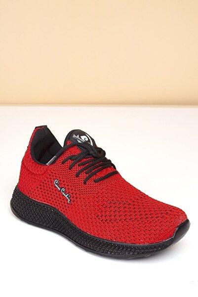 Pierre Cardin Unisex Spor Ayakkabı Pc-10248 Kırmızı