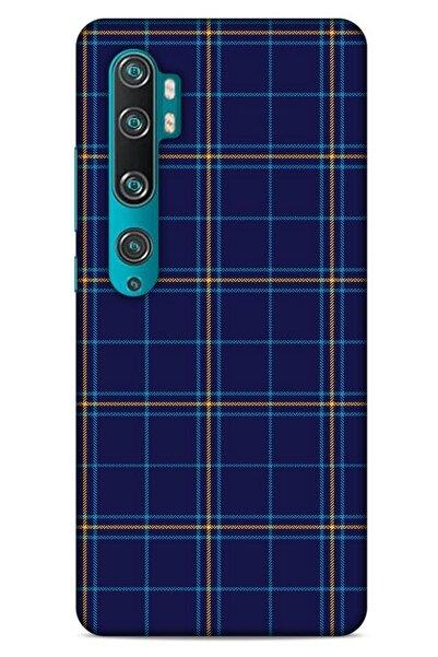 Lopard Gömlek (10) Desenli Silikon Kapak Telefon Kabı Xiaomi Mi Note 10 Pro Kılıf