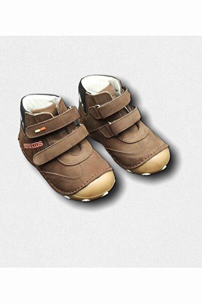 Minican Ortopediaortopedik Ilk Adım Hakiki Deri Bebek Ayakkabısı