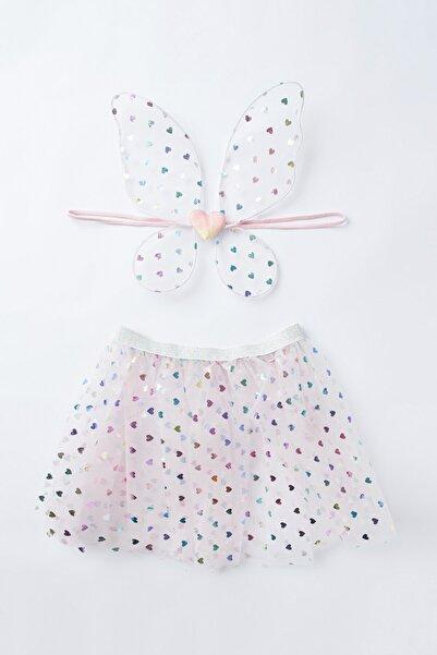 Penti Pembe Kız Çocuk Butterfly Tutu Set