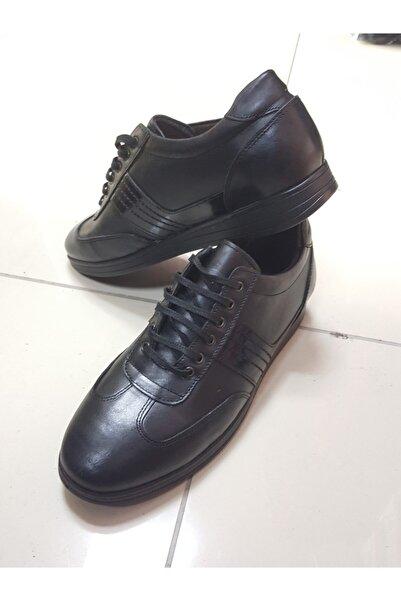 Şahin Erkek Siyah Klasik Ayakkabı