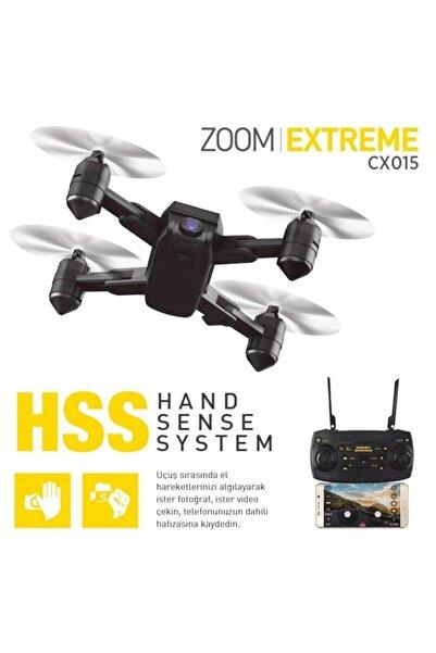 Corby Cx015-3b Zoom Extreme Smart Katlanabilir 1080p Full Hd  Wifi Kamera Ios  Android  Drone