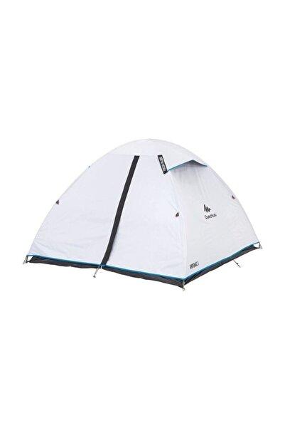 Quechua Arpenaz 3 Fresh&black Beyaz Kamp Çadırı - 3 Kişilik - Pra-139692-3881