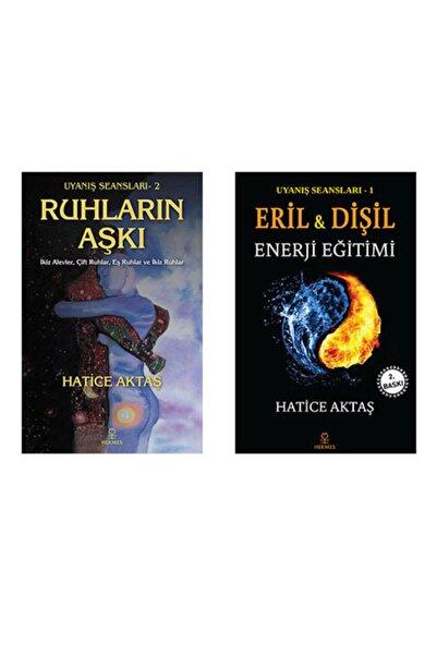 Hermes Yayınları Eril Ve Dişil Enerji Eğitimi / Ruhların Aşkı ( 2 Kitap Set )