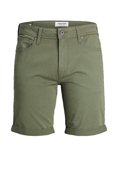 Jack & Jones Erkek Yeşil Şort 12182552