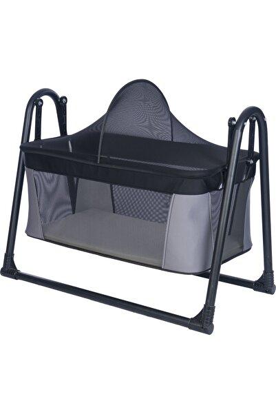 POLLY BABY Lüks Sallanır Portatif Kurulumlu Sepet Beşik Hamak Yatak Beşik