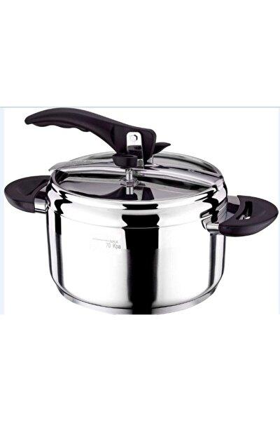 Hascevher Casa Cooking 3,5 Lt Paslanmaz Çelik Düdüklü Tencere 18 10