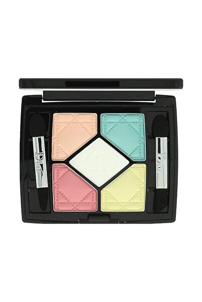 Dior 5'li Göz Farı - 5 Couleurs Couture Colours Eyeshadow Palette 676 Candy Choc 3348901212861