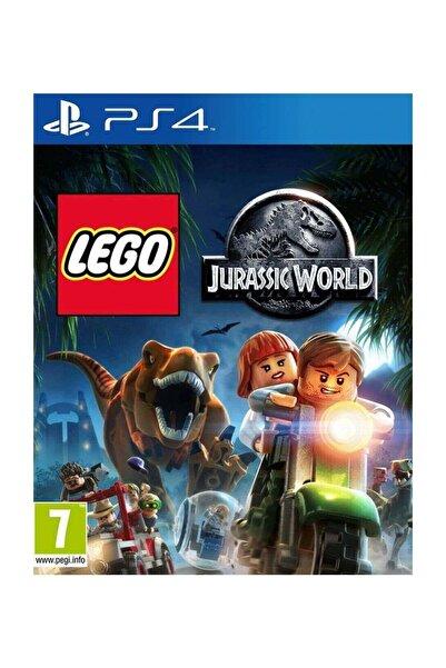 Warner Bros Lego Jurassic World Ps4 Oyun