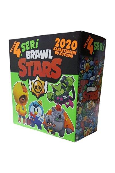 BRAWL STARS 4, Seri Oyunu Oyun Kartları 360 Adet