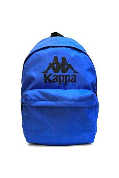 Kappa Unisex Basıc Saks Sırt Çantası