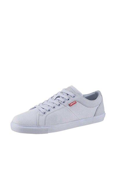 Levi's Kadın Beyaz Ayakkabı Wood 38377-0040