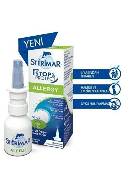 Sterimar Stop & Protect Alerji Burun Spreyi 20 Ml