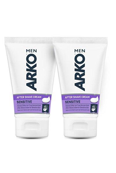 Arko Men Men Sensitive Tıraş Sonrası Krem 2x50ml