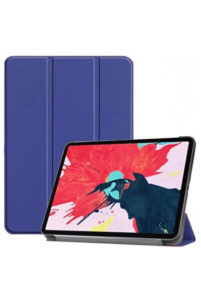 zore Apple Ipad Pro 12.9 2020 Smart Cover Standlı 1-1 Kılıf Uyumlu