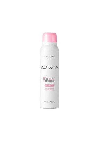 Oriflame Activelle Fairness Anti Perspirant Deodorant Sprey 150 Ml