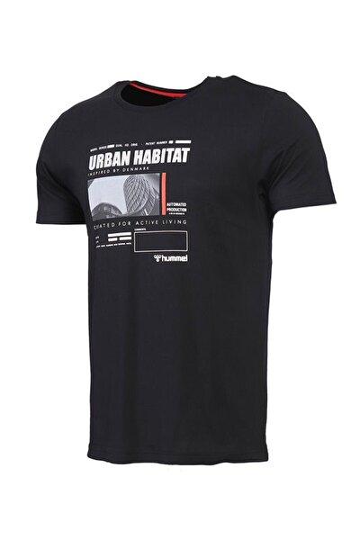 HUMMEL HMLURBAN Siyah Erkek T-Shirt 101085876
