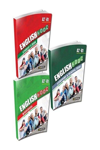 Ydspublishing Yayınları Yds 10. Sınıf Englıshhood A2 B1 3 Lü Ingilizce Kitap Seti 2022 Yeni