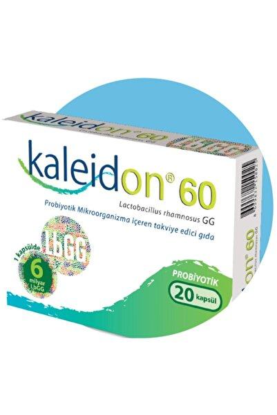 Sustenium Kaleidon 60 Mg 20 Kapsül 8699832150025