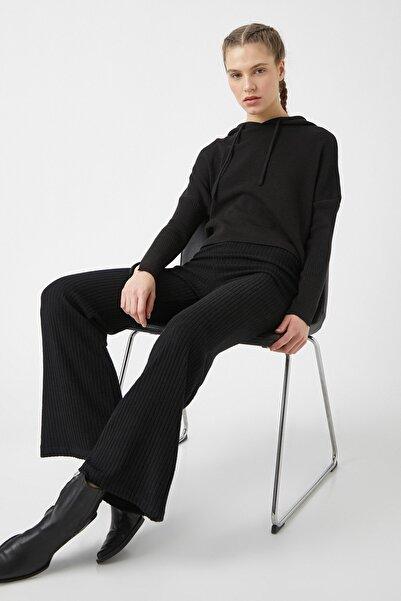 Koton Kadın Siyah Jeans 1KAL48095IK