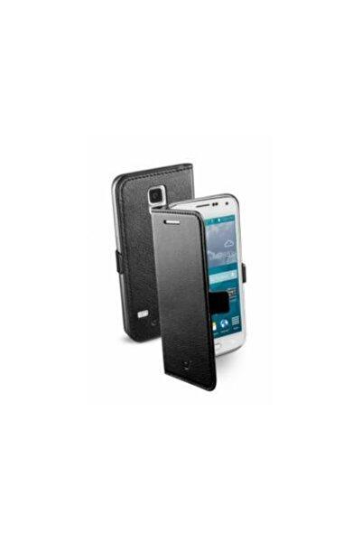 Cellular Line Sam Galaxy S5 Mini Uyumlu Book Essential Kapaklı Siyah Kılıf