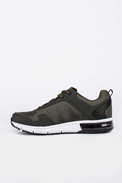 Lescon Kadın Yeşil Sneaker - L-5607 - 18bau005607g-013