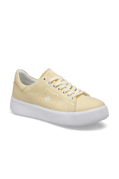 lumberjack Kadın Sarı Sneaker