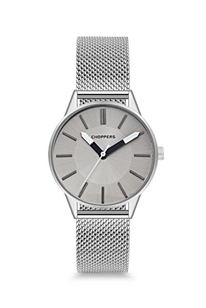 Choppers Kadın Gümüş  Kol Saati Hbg17039a