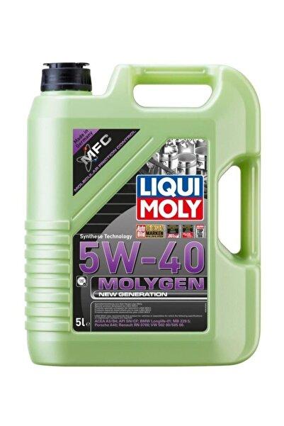 Liqui Moly Molygen New Generation 5w-40 - 5 Litre (8536)