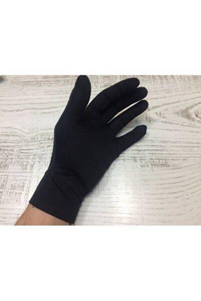 PR Yıkanabilir Eldiven Siyah Dalgıç Kumaş Eldiven ( Sadece Bayanlar Için S Beden )
