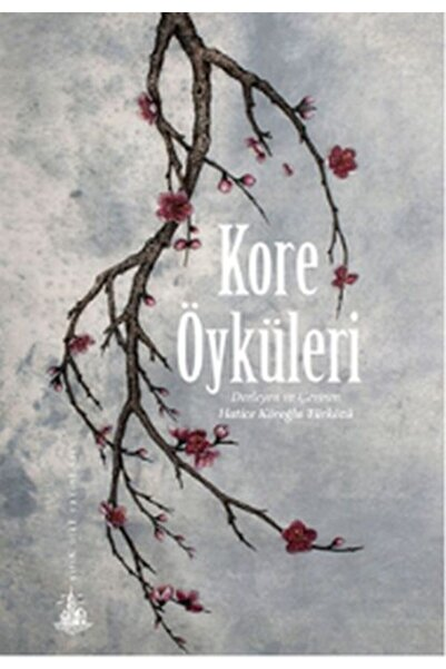 Yitik Ülke Yayınları Kore Öyküleri