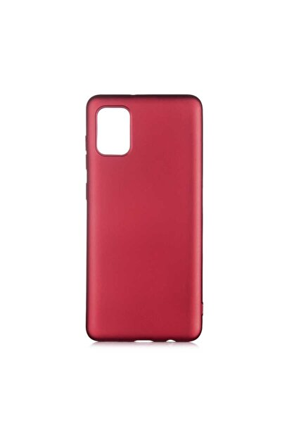 Samsung Teleplus Galaxy A31 Kılıf Lüks Mat Silikon Bodro