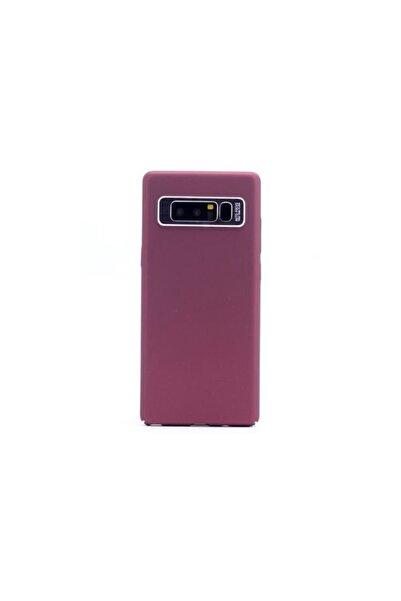 Samsung Teleplus Galaxy Note 8 Kılıf Line Sert Kapak Bodro