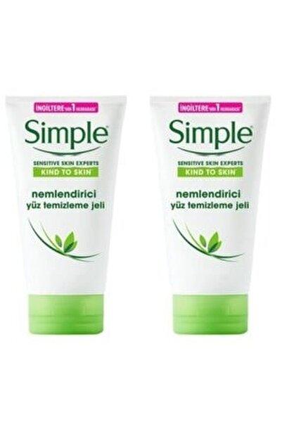 Sensitive Skin Nemlendirici Yüz Temizleme Jeli 150 ml X 2 7777777177436