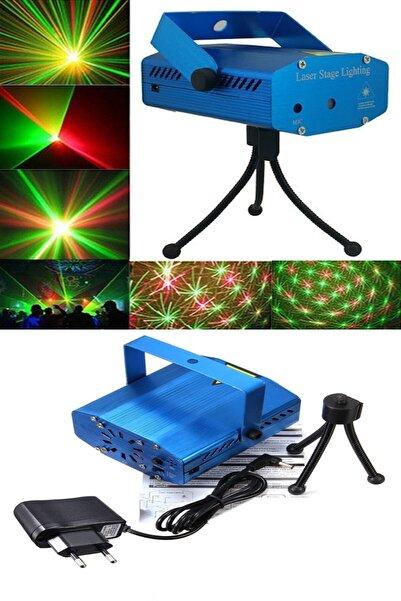 Hyd Mini Laser Stage Lighting Projektör Festival Projeksiyon Aydınlatma Disko Parti Sahne Işığı