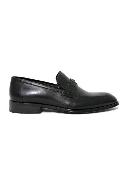 Cacharel Ayakkabı Erkek Siyah  Ayakkabı 8912