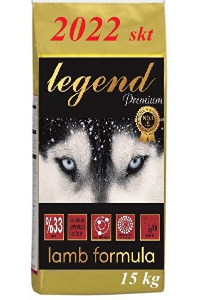 Legend Gold Düşük Tahıllı Kuzu Etli Yetişkin Köpek Maması 15kg Kuzulu Köpek Maması 15 Kg