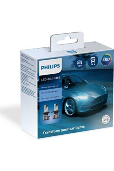 Philips Led Xenon H4 12-24 V Uyumlu 6500 K Parlak Beyaz