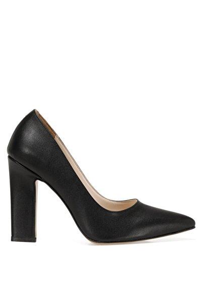 Nine West FLAMUR2 Siyah Kadın Topuklu Sandalet 100556621