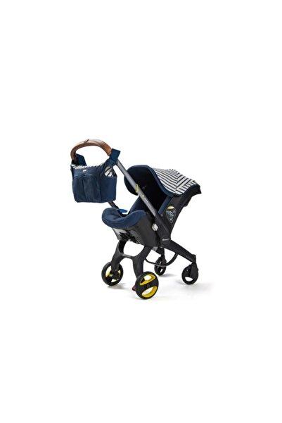 Doona Mavi Tek Yönlü Oto Koltuğu ve Bebek Arabası