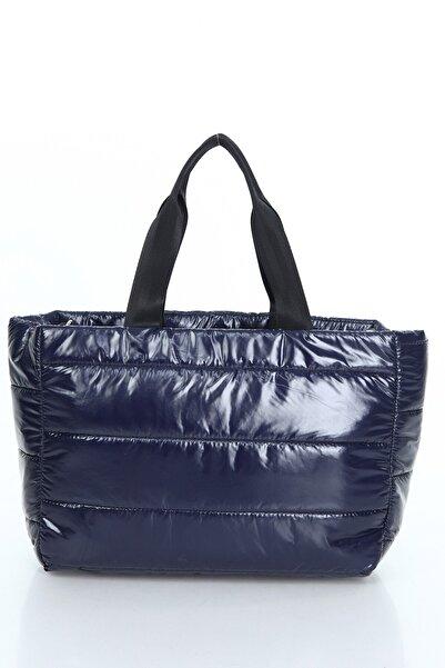 ICONE BAG Icone Büyük Boy Şişme El Çantası