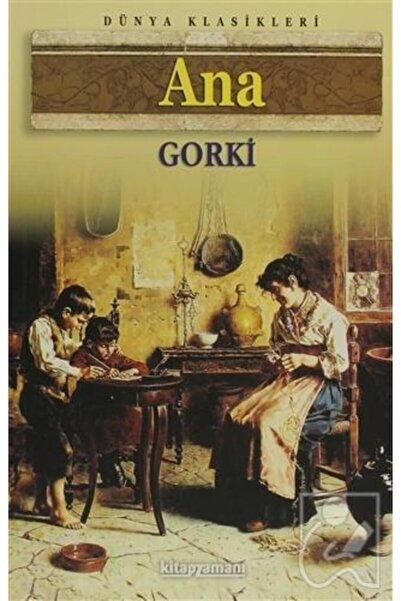 @RBERTİ Ana Kitap Zamanı Yayınları Maksim Gorki