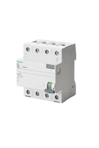Siemens Kaçak Akım Rolesi Trifaze40 Amper 300 Miliamper