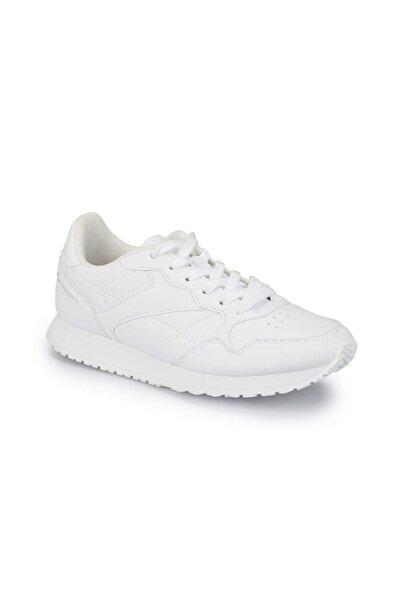 lumberjack Kadın Beyaz Günlük Spor Ayakkabı 100298984 Hello Wmn